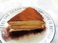 法式千層蛋糕(提拉米蘇風味)