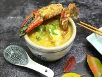 黃金海味石蟹粥