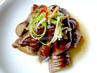 【萬家香大吟釀薄鹽醬油】日式魚香茄子