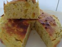 地瓜蛋糕(無麵粉料理)