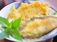 【黃金玄米油HOME炸料理】孜然風味酥炸鱈魚