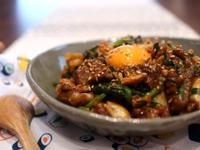 【泡菜牛肉丼飯】簡單快速又美味