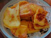零廚藝👌三步驟完成✅奶香金磚