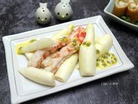 百香筊白筍明蝦沙拉
