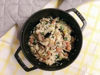 鑄鐵鍋上海菜飯