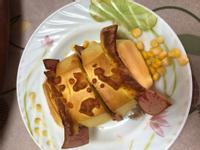 飛利浦氣炸鍋HD9642火腿起司黑糖饅頭