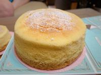 檸檬輕乳酪蛋糕