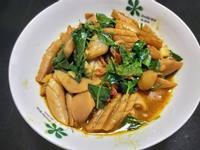 塔香咖哩魷魚