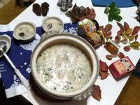 澎湖石蟹🦀蟹黃皮蛋瘦肉粥