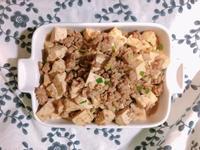 醬燒絞肉豆腐