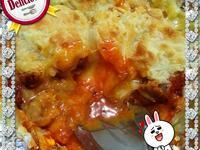 YAMMI愛料理~氣炸番茄肉醬吐司PIZZA