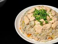 新疆雞肉手抓飯