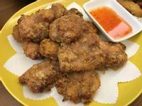 紅麴鹹酥雞
