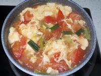 番茄蛋花湯