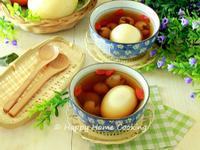 杞子龍眼(桂圓)蛋茶 ~ 清熱明目,暖胃潤燥