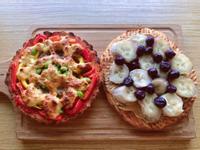無麵粉無起司披薩🍕自製蕃茄醬、素食起司