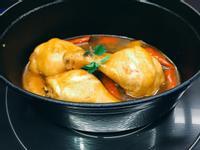 鑄鐵鍋料理-奶香魯雞腿