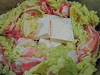 鮮蝦千層豬肉鍋