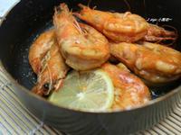 檸汁胡椒蝦【藍鑽蝦】