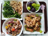 蔾麥毛豆雞丁〞簡易的低醣減脂主菜~