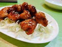 【家常菜】薑燒炸雞