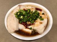 豆腐蒸魚 (大同電鍋)