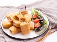 新餐肉酥皮卷(純素)