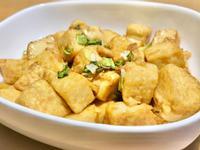 簡易版老皮嫩肉雞蛋豆腐