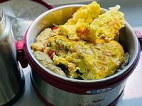 (保溫便當菜)蔬菜烘蛋 &蔥肉捲
