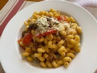 義式香腸義大利麵