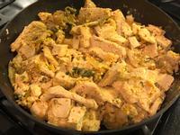 泡菜豆腐豬肉片