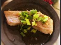 日式醬油蒸魚