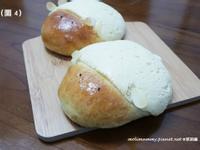 羊咩咩菠蘿麵包(茉莉麻私房食譜)