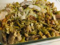 榨菜肉絲-麵