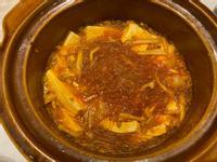 今晚吃韓式豆腐煲