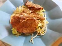 自製燒肉醬炒肉片