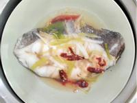 清蒸鱈魚塊