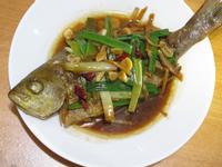 紅燒黃雞魚【新鱻市】