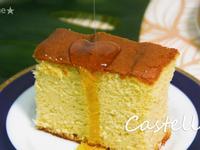 有蜂蜜的蜂蜜蛋糕★okane