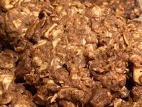 高蛋白咖啡味巧克力豆燕麥餅