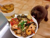 【海鮮魚排餐🐟】醬油燉鯛魚