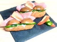 營養三明治
