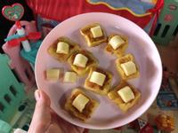 兒童/幼兒:美味法式吐司、起司蛋吐司