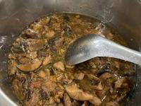 蘑菇雞肉醬