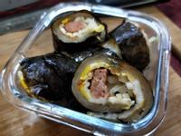OmniPork新餐肉-海苔蔥油餅肉捲