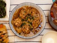 《鑄鐵鍋料理》白菜獅子頭