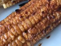 夜市烤玉米- 有八成像的夜市好味道