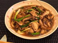 清炒貝拉蘑菇🎶