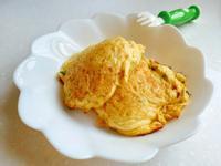 [寶寶副食品]雜菜麵線烘蛋