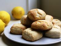 影片◆蜂蜜檸檬優格司康|無蛋、鬆餅粉配方
